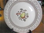 Three Johnson Bros. Bread Plates