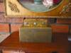Click to view larger image of Vintage Brass Stamp Box (Image4)