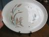 Click to view larger image of Vintage Stetson China Windflower Platter (Image3)