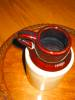 Click to view larger image of USA Vintage Stoneware Jug (Image3)