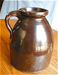 Antique Albany Slip Jug