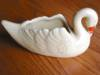 Click to view larger image of Vintage USA Swan Vase (Image5)