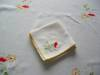Click to view larger image of Vintage Linen Tablecloth and Napkins (Image3)