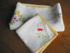 Click to view larger image of Vintage Linen Tablecloth and Napkins (Image6)
