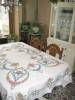 Click to view larger image of Embroidered Linen Tablecloth w/Napkins (Image6)
