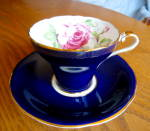 Click here to enlarge image and see more about item teacup070610: Aynsley English Teacup