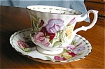Click here to enlarge image and see more about item teacup10620: Royal Albert April Teacup