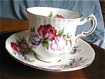 Click here to enlarge image and see more about item teacup704264: Vintage Paragon China Teacup
