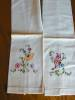 Click to view larger image of Vintage Linen Tea Towels (Image4)