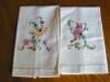 Click to view larger image of Vintage Linen Tea Towels (Image6)