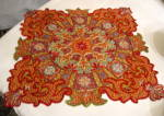 Click to view larger image of Vintage Silk Textile (Image1)
