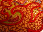 Click to view larger image of Vintage Silk Textile (Image3)