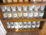 Click to view larger image of Three Mountaineers Spice Rack & Jars (Image3)