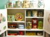 Click to view larger image of Vintage Coffee Cannister Tins (Image4)