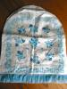 Click to view larger image of Vintage Linen Coffee and Teapot Cover and Towel (Image2)