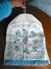 Click to view larger image of Vintage Linen Coffee and Teapot Cover and Towel (Image7)
