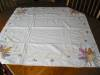Click to view larger image of Vintage Fruit Basket Cotton Tablecloth (Image2)