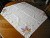 Click to view larger image of Vintage Fruit Basket Cotton Tablecloth (Image4)