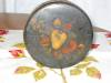 Click to view larger image of Antique Toleware Tin (Image2)