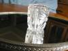 Click to view larger image of Vintage Glass Toothpick Holder (Image5)