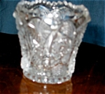 Click here to enlarge image and see more about item tpic12032: Vintage Imperial Glass Octagon Toothpick Holder