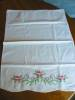 Click to view larger image of Vintage Embroidered Pillowcases (Image2)