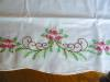Click to view larger image of Vintage Embroidered Pillowcases (Image3)