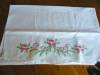 Click to view larger image of Vintage Embroidered Pillowcases (Image4)