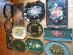 Click to view larger image of Vintage Fine Arts Studio Tray (Image7)