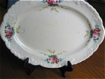 Click here to enlarge image and see more about item tst50503: Vintage Taylor, Smith & Taylor China Platter