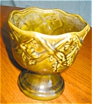 Click here to enlarge image and see more about item upco07072: Vintage UPCO Pedestal Vase