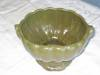 Click to view larger image of Vintage Green Urn Vase (Image2)
