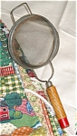 Click to view larger image of Vintage Strainer (Image1)