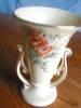 Click to view larger image of Vintage Artist Signed USA Vase (Image2)