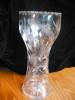 Click to view larger image of Victorian Etched Cut Crystal Vase Large (Image4)