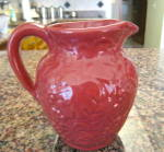 Click to view larger image of Art Pottery Vintage Pitcher (Image4)
