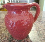 Click to view larger image of Art Pottery Vintage Pitcher (Image5)