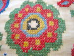 Click to view larger image of Needlework Vintage Pillow (Image3)
