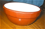 Click here to enlarge image and see more about item weller40410: Weller Pottery? Mixing Bowl
