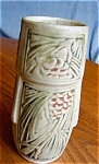 Click here to enlarge image and see more about item weller50513: Weller Pottery Roma Vase