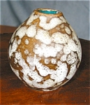 Click here to enlarge image and see more about item wgervase12031: West German Signed Art Pottery Vase