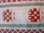 Click to view larger image of Wool Table Runner (Image5)