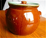 Click here to enlarge image and see more about item zanesville20506: Zanesville Country Fare Cookie Jar