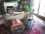 Click to view larger image of  Rare Zanesville Stoneware Garden Jar (Image6)