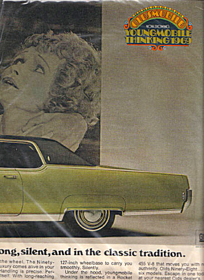 1969 OLDSMOBILE Youngmobile Car AD 455 V-8 (Image1)