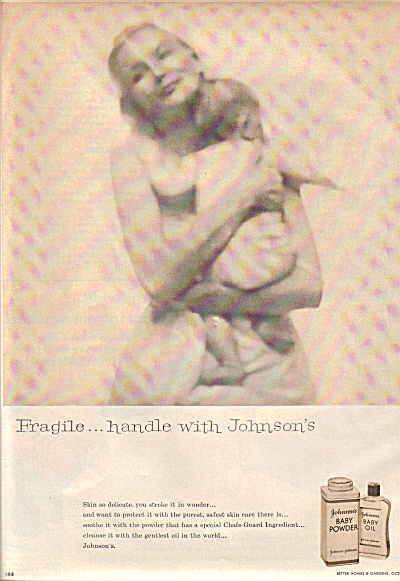 1957 Johnson's Baby and Mother Beautiful AD (Image1)