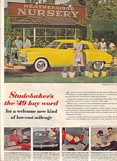 1949 STUDEBAKER Land Cruiser Heatherwood AD (Image1)