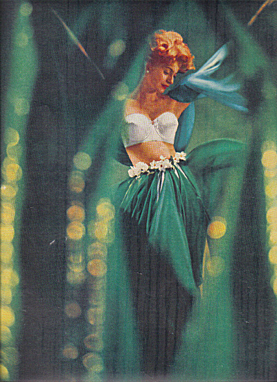 1958 MAIDENFORM I Dreamed BEWITCHING AD (Image1)