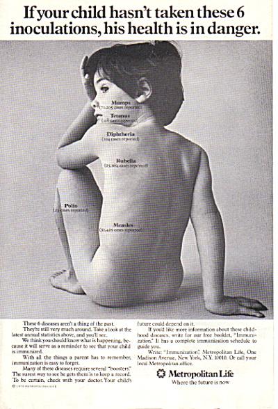 1973 Metropolitan Life Nude Boy Health Danger (Image1)