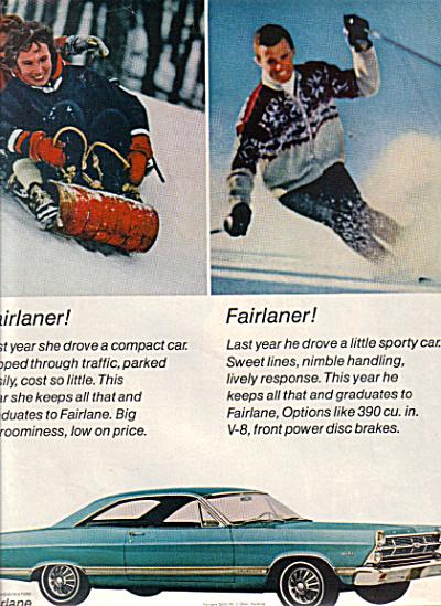 1965 FORD Fairlane 500 XL Hartop AD (Image1)